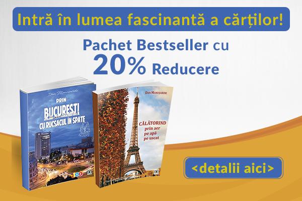 Pachet Bestseller - 20% REDUCERE
