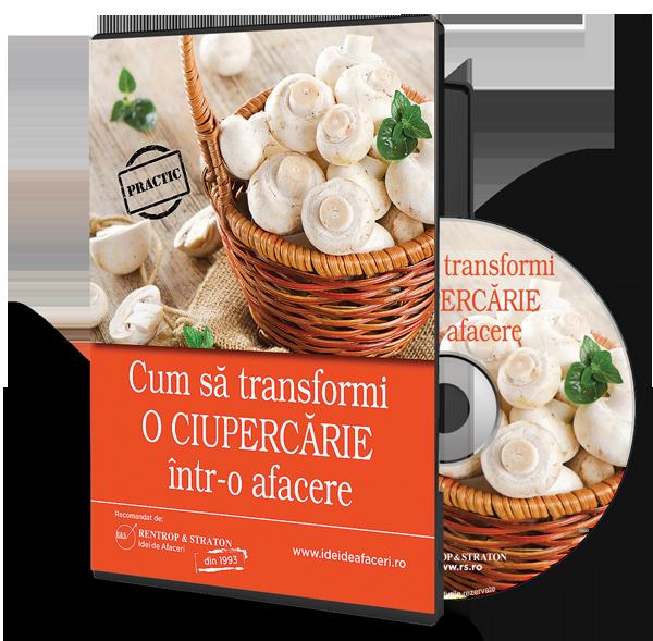Afaceri la Cheie - Cultivarea ciupercilor Champignon
