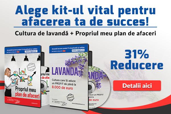 Alege kit-ul vital pentru afacerea ta - Reducere 31%