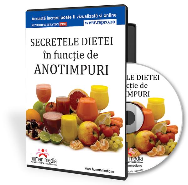 Secretele dietei in functie de anotimpuri