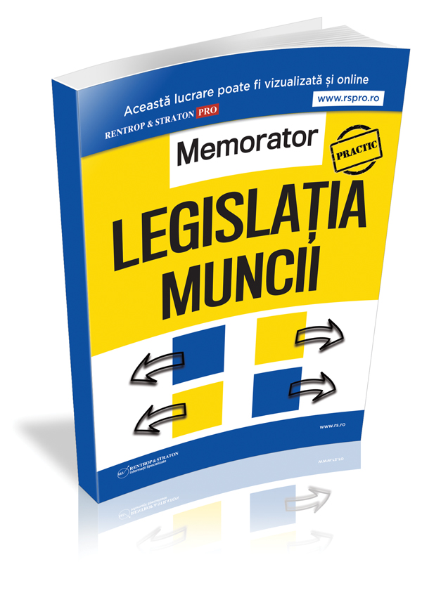 Memorator Legislatia muncii