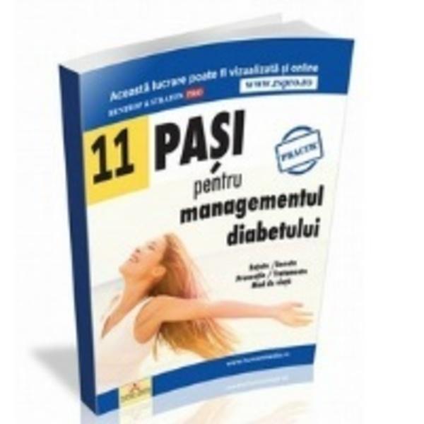11 pasi pentru managementul diabetului