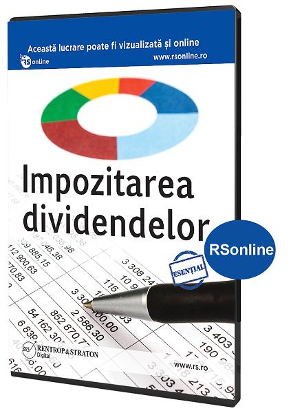 Impozitarea dividendelor 2020