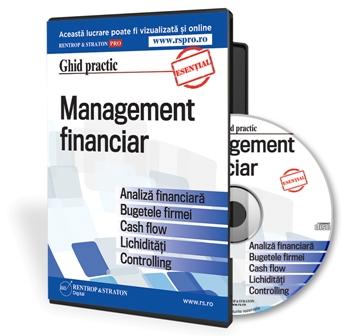 CD Ghid practic de Management financiar