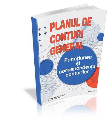 Planul de conturi general. Functiunea si corespondenta conturilor