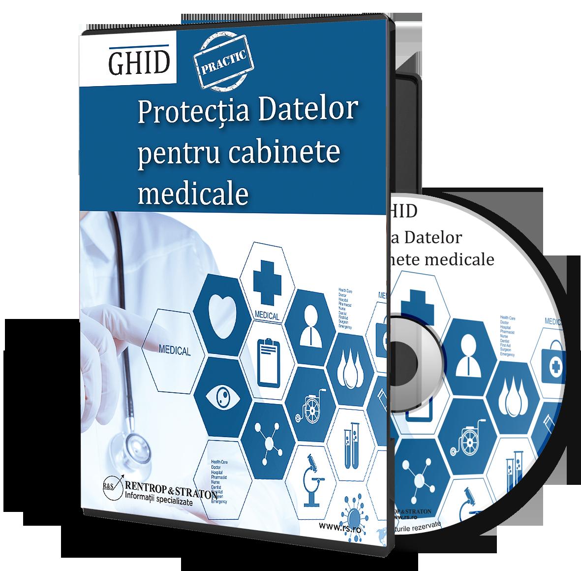 Ghid de Protectia Datelor cu Caracter Personal pentru cabinete medicale