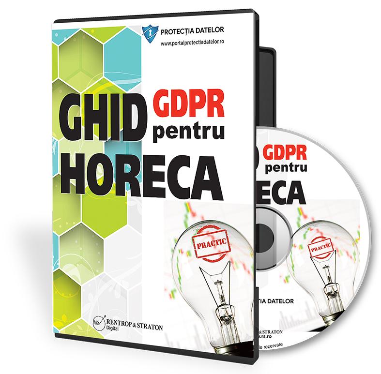 Ghid GDPR pentru HORECA