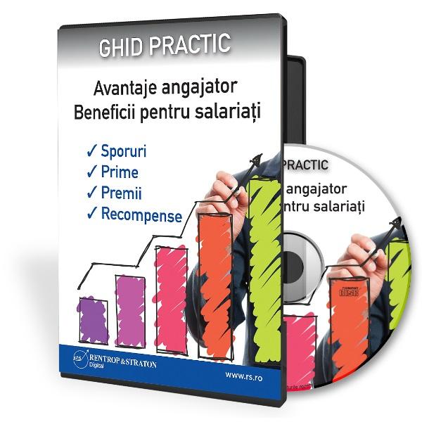 Ghid practic Avantaje angajator. Beneficii pentru salariati