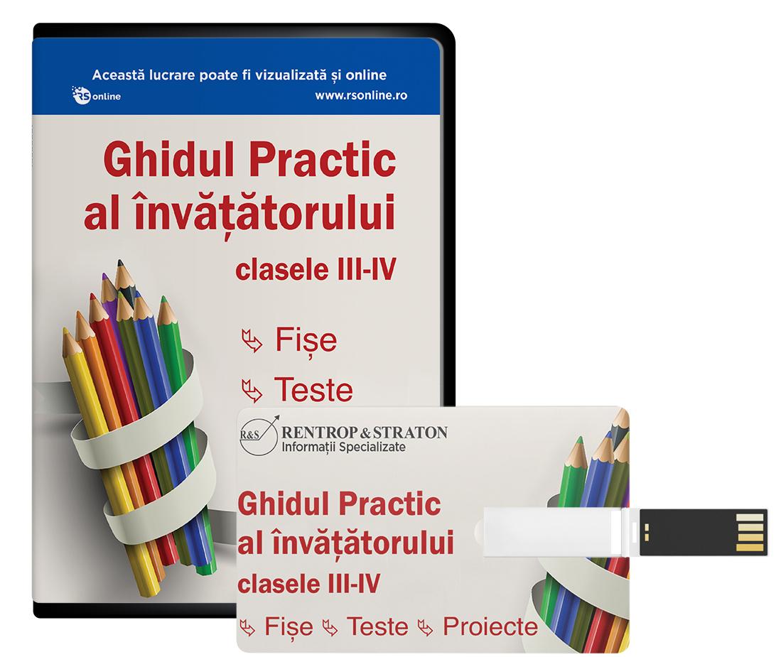 Ghidul practic al invatatorului clasele III-IV