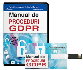 Manual de proceduri GDPR