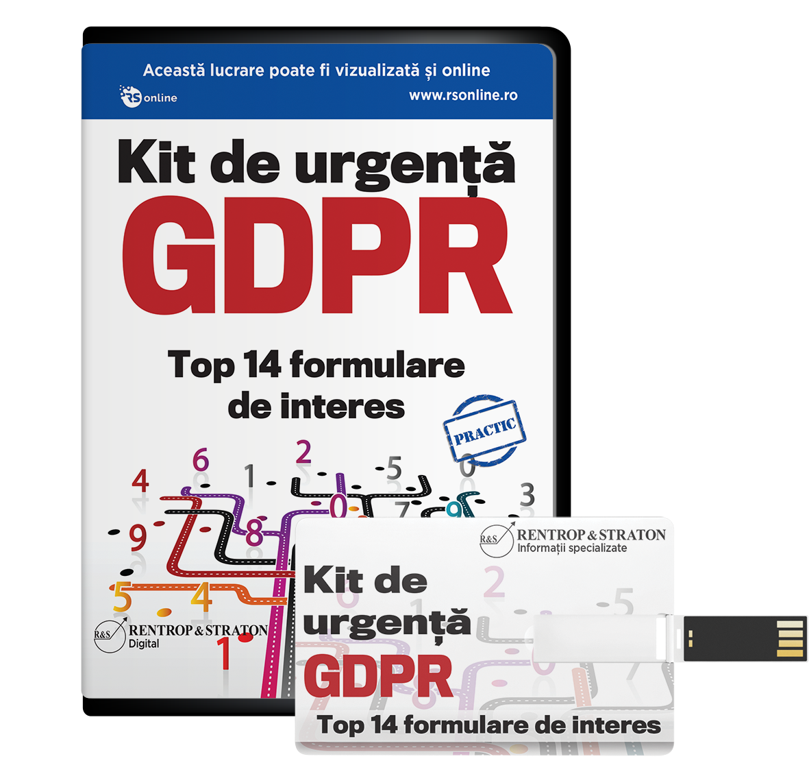 Kit de urgenta GDPR - Top 14 formulare de interes