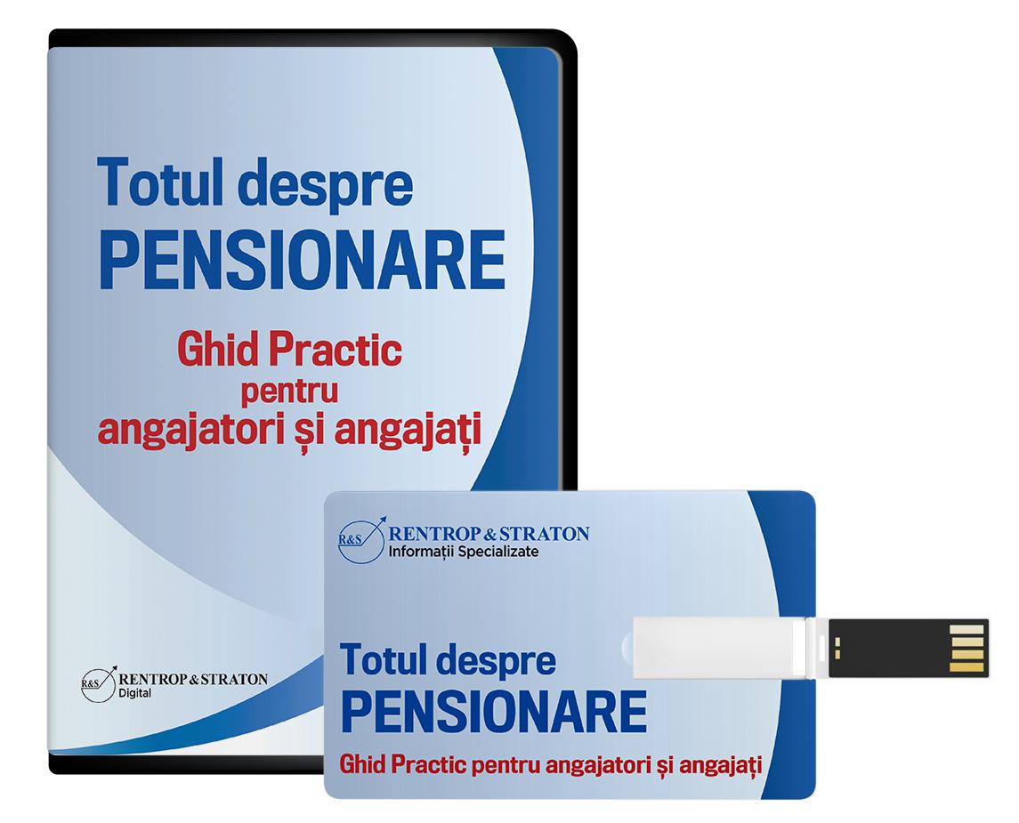 Totul despre pensionare. Ghid practic pentru angajatori si angajati