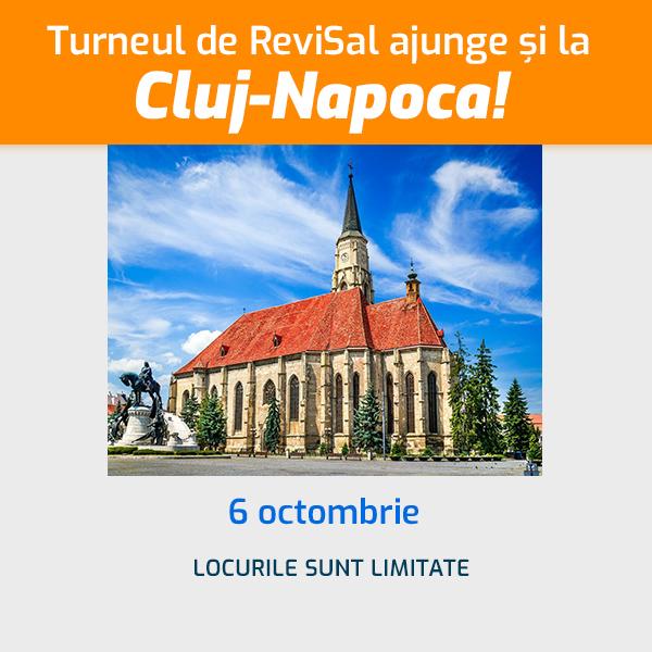 Atelierul de ReviSal - Cluj Napoca, 6 octombrie
