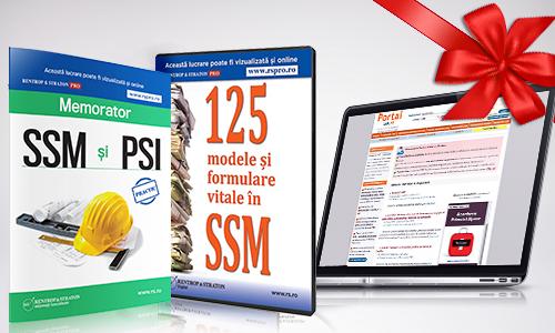 Portal SSM - 125 modele si formulare vitale in SSM - Memorator SSM si PSI