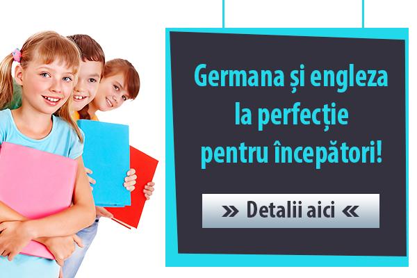 Set Culegeri Limba Engleza si Limba Germana pentru clasele 0 - IV