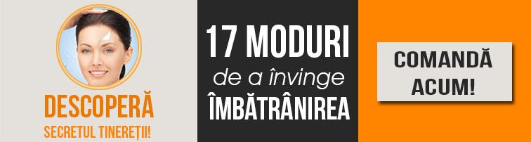 17 moduri de a invinge imbatranirea
