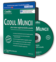 CD Consilier - Codul Muncii