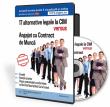 17 Alternative legale la CIM vs Angajat cu contract de munca