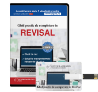 Ghid practic de completare in REVISAL - CD