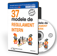 CD 37 de Modele de Regulament intern