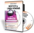 Audiobook Meditatii la limba romana pentru gimnaziu