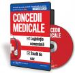 Concedii medicale. Legislatie comentata si studii de caz