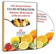 Cele mai periculoase Interactiuni Alimente-Medicamente & Efecte Adverse