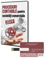 Proceduri contabile pentru societati comerciale 2019 - Stick USB