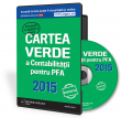CD Cartea Verde a Contabilitatii pentru PFA