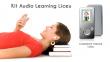 Kit Audio Learning - BAC (liceu)