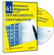 CD 61 Formulare obligatorii pentru Departamentul Contabilitate