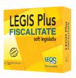 Soft legislativ Legis PLUS Fiscalitate