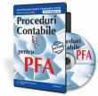 CD Proceduri Contabile pentru PFA