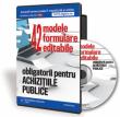 42 de formulare obligatorii pentru institutiile publice