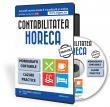 CD Contabilitatea HORECA. Monografii contabile si cazuri practice