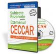 CD Subiecte Rezolvate pentru Examenul CECCAR - 127 de Solutii si Explicatii