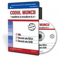 CD Codul Muncii republicat si actualizat la zi