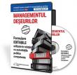CD Managementul deseurilor - formulare editabile utilizate in relatia cu autoritatile publice competente