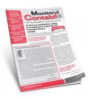 Newsletter Monitorul Contabil
