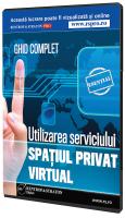 Ghid complet Utilizarea serviciului Spatiul Privat Virtual