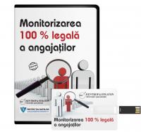Monitorizarea 100% legala a angajatilor
