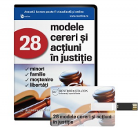 28 modele de cereri si actiuni in justitie