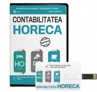 Contabilitatea HORECA. Monografii contabile si cazuri practice