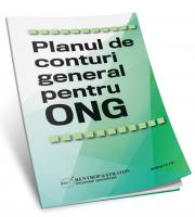 Brosura Planul de conturi general pentru ONG