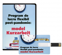 Program de lucru flexibil post-pandemie. Model Kurzarbeit