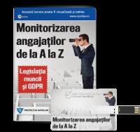 Monitorizarea Legala a angajatilor conform GDPR si Legislatia muncii