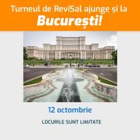 Atelierul de ReviSal - Bucuresti, 12 octombrie