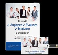 Teste de angajare, evaluare si motivare a angajatilor