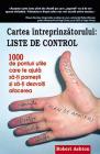 Cartea intreprinzatorului: LISTE DE CONTROL